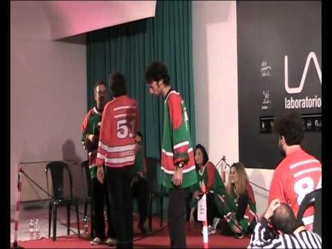 Match di Improvvisazione Teatrale - Strani Tipici Ischia vs Roma - Sesta Parte