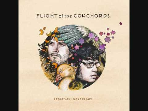 Flight Of The Conchords- Pencils In The Wind Album Verison