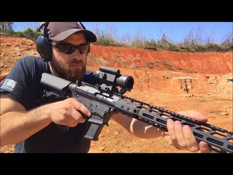 AR-9 LRBHO MATRIXARMS & Alpha Shooting Sports