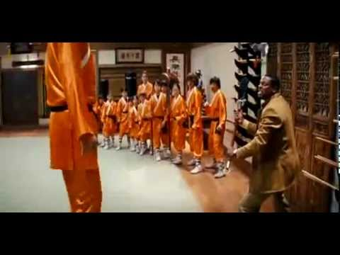 Rush Hour 3 Tall China Man in Hindi