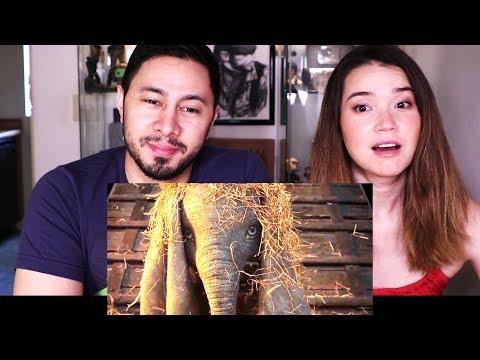 DUMBO | Teaser Trailer Reaction!