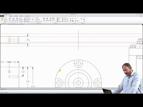 AnyRole Apps in Creo: Drafting - PTC