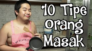 Video 10 TIPE ORANG MASAK MP3, 3GP, MP4, WEBM, AVI, FLV Februari 2018