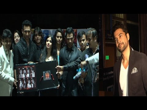 Rajeev Khandelwal At First Look & Music Launch Of Film 'Plot No 666'