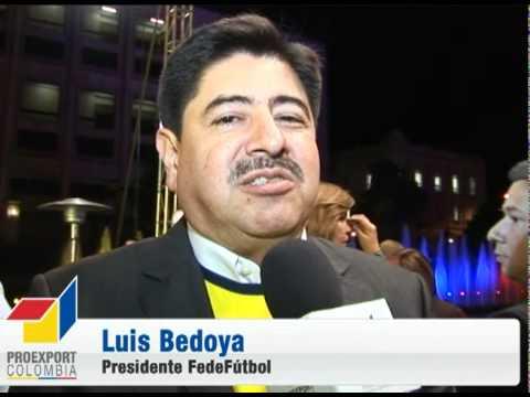 Selección Colombia de mayores invita al Mundial Sub-20 - Luis Bedoya