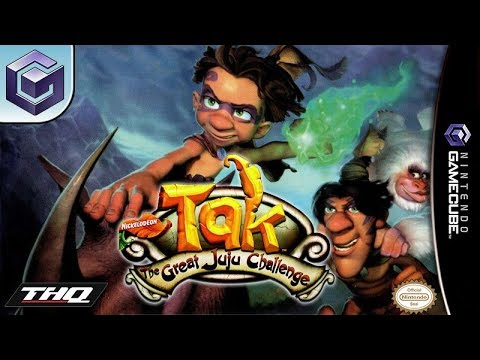 Longplay of Tak: The Great Juju Challenge