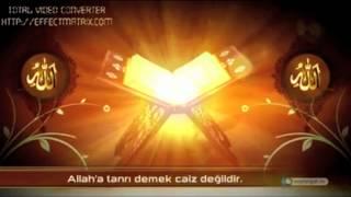 ALLAH'a tanrı denilir mi? Mutlaka izleyiniz..