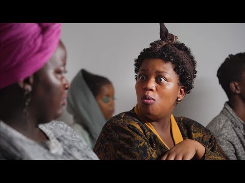 African Mom Threatens Devil In Church (Episode 2 - B.D.D.) | Nelisiwe Mwase, Themba Ntuli, Chwayita