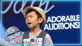 Video ADORABLE AUDITIONS On Indonesian Idols Junior! | Top Talent MP3, 3GP, MP4, WEBM, AVI, FLV Februari 2019