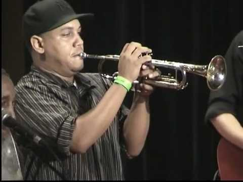 leon Chavis & the zydeco flames