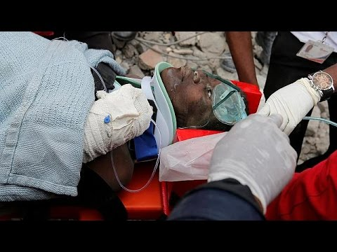 Ναϊρόμπι: Τέσσερις άνθρωποι διασώθηκαν έξι ημέρες μετά την κατάρρευση κτιρίου