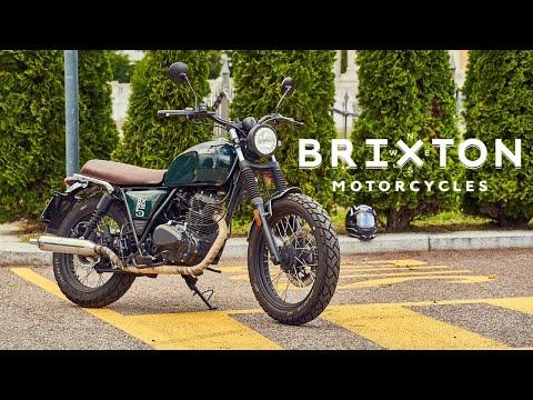 Il MIGLIORE 125? - BRIXTON BX 125 - TEST RIDE