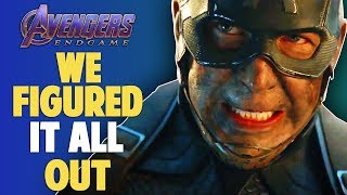 AVENGERS ENDGAME OFFICIAL TRAILER 2 REACTION