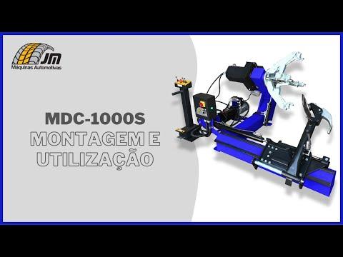 MDC-1000 - Instalação e utilização