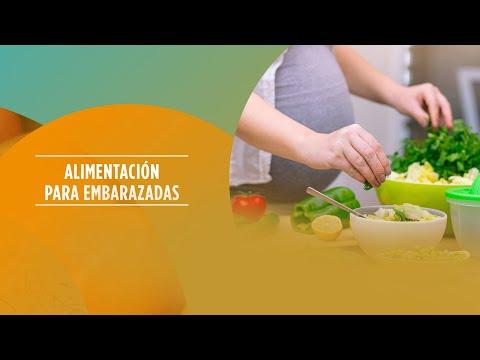 Salud y alimentación para embarazadas por Diego Sivori
