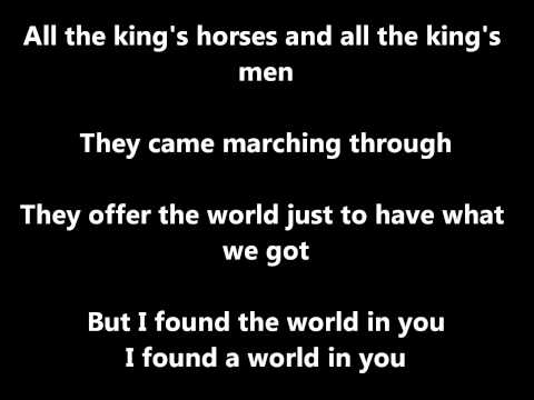 Not even the KING - Alicia Keys Karaoke.wmv