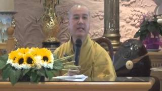 Cultivate Your True Quality - Thay. Thich Phap Hoa (April 12, 2015)