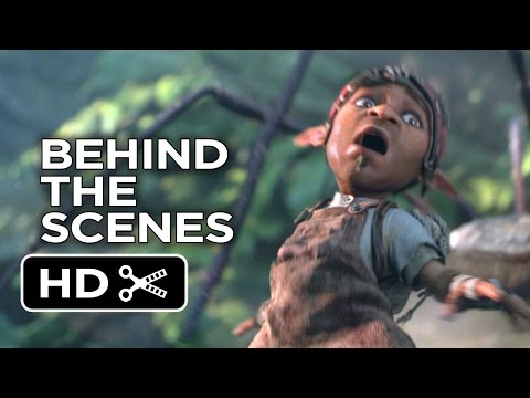 Strange Magic Behind The Scenes - Voice Of Sunny (2015) - George Lucas Animated Movie HD