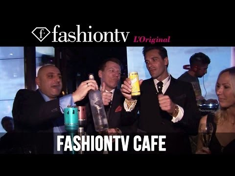 Fashion TV - http://www.FashionTV.com/videos VIENNA - FashionTV celebrates the 5th anniversary of Tom's Club with Michel Adam & Tom Sarkis at FashionTV Cafe in Vienna. Pa...