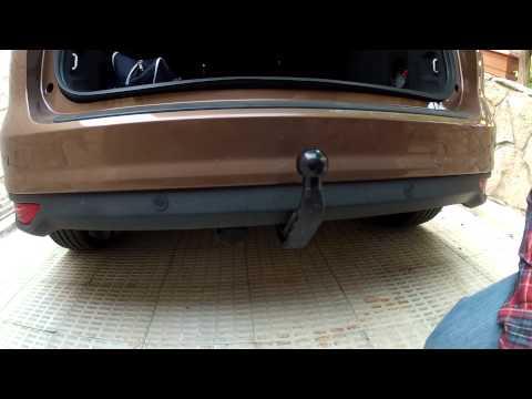 comment monter un attelage sur ford c max