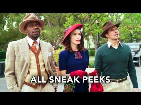 """Timeless 2x03 All Sneak Peeks """"Hollywoodland"""" (HD) Season 2 Episode 3 All Sneak Peeks"""