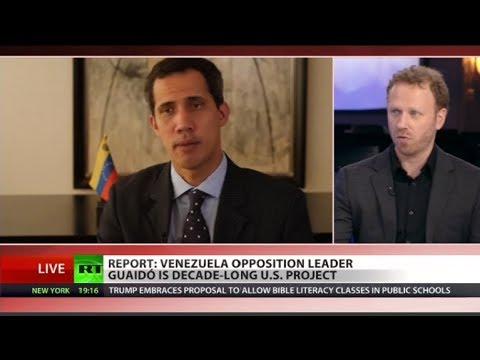 Wer ist die Regime Change Marionette Guaido?