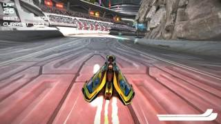 WipEout Omega Collection - Altima C Speed lap 46.71