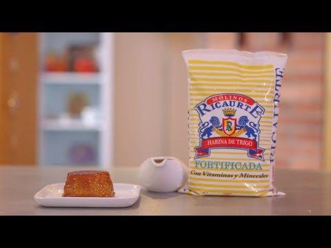 Video - Receta fácil de pudín de caramelo