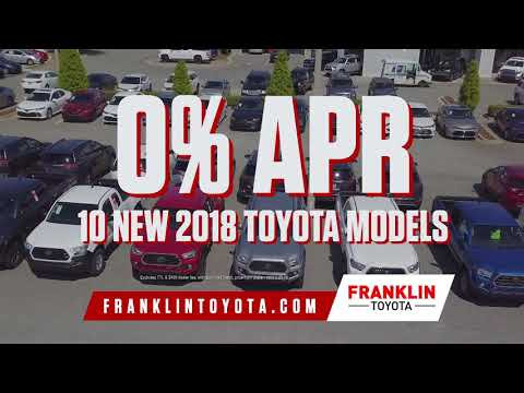 Franklin Toyota - Memorial Day 2018 - Statesboro, GA