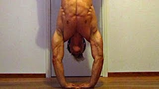 Handstand Push up Variations