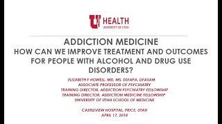 Addiction Medicine - Part 1