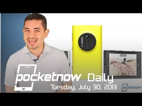 Nokia tablet, Kinde Fire 2013 line-up, Lumia 1020 results & more – Pocketnow Daily