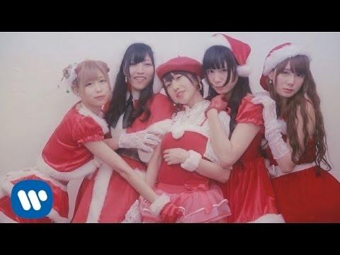 バンドじゃないもん!「雪降る夜にキスして」Music Video
