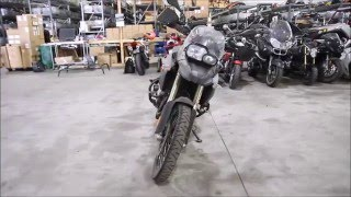 10. 2009 BMW F800 GS Used Parts