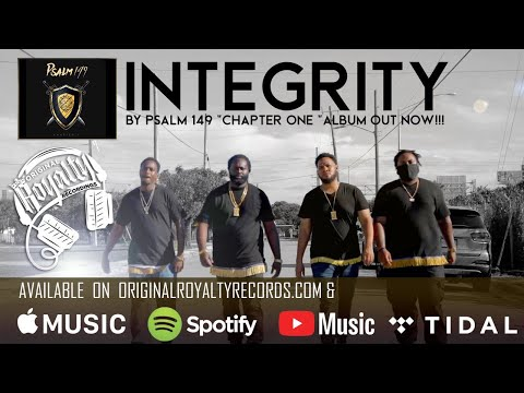 Original Royalty Recordings Presents: INTEGRITY BY PSALM 149
