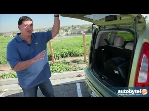 2012 Kia Soul Test Drive & Car Review