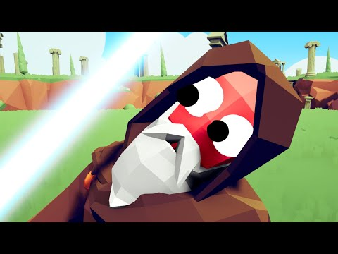 Obi-wan Was BETRAYED! - (TABS) Totally Accurate Battle Simulator