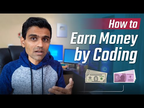 How to earn money by coding | Make money by programming