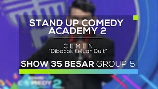 Video Cemen - Dibacok Keluar Duit (SUCA 2 - Guest Star) MP3, 3GP, MP4, WEBM, AVI, FLV Desember 2017