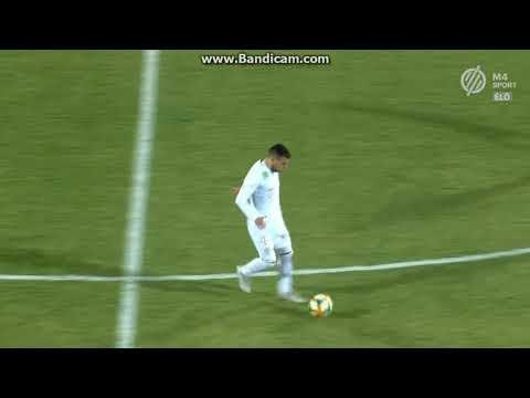 Kisvárda  vs  Ferencváros  0 - 1 Fernando Gorriarán Félpályás Gólja Half-pitched Goal