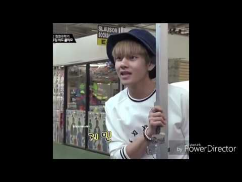 Bts V /kim taehyung funny and cute moments