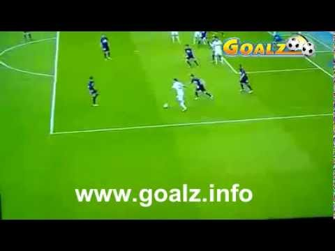 Angel Di Maria Goal (Real Madrid 1-1 Valladolid) 04.05.2013