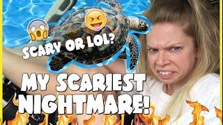 MY SCARIEST NIGHTMARE EVER! by GRAV3YARDGIRL