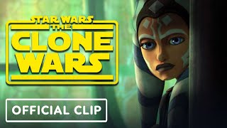 Star Wars: The Clone Wars - Official Season 7 Clip by IGN