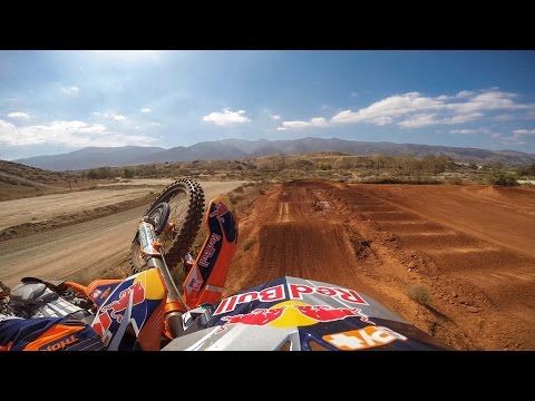 supercross training con justin hill!
