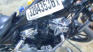 10. 2012 Honda VT1300 CX Fury used motorcycle parts for sale