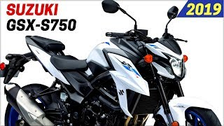 8. 2019 Suzuki GSX-S750Z - Supersport With More Aggressive Styling