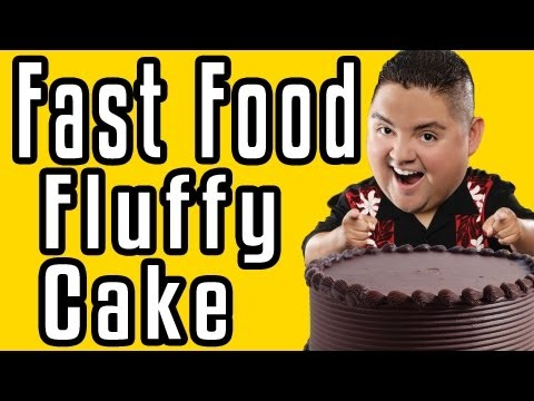Fast Food Fluffy Cake – Epic Meal Time