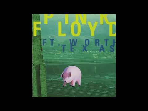 PINK FLOYD LIVE 1977-05-01 Forth Worth, Texas    Sheep, Dogs, Wish You Were Here, 3 Different Ones