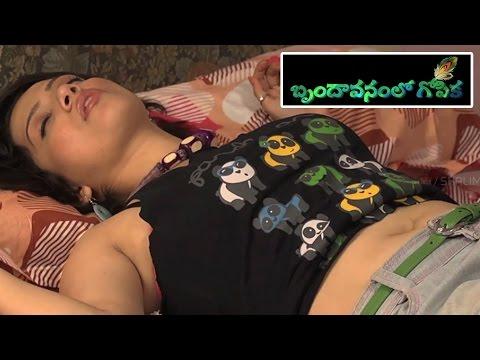 Brindavanam Lo Gopika Full Movie    Part 06/11    Krishnudu, Anu Sri
